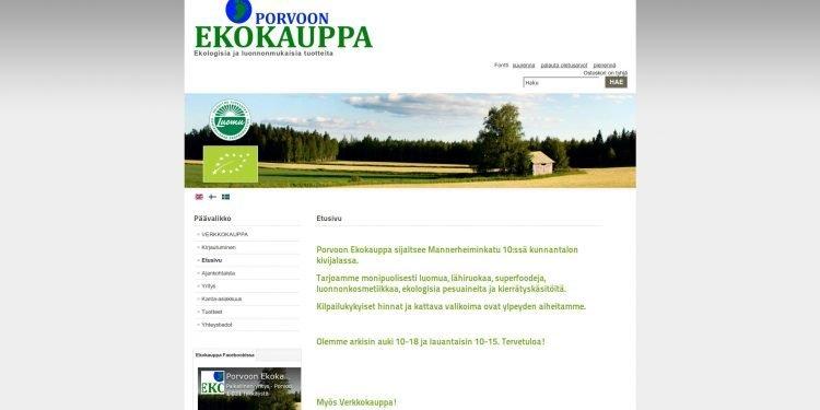 Porvoon Ekokauppa